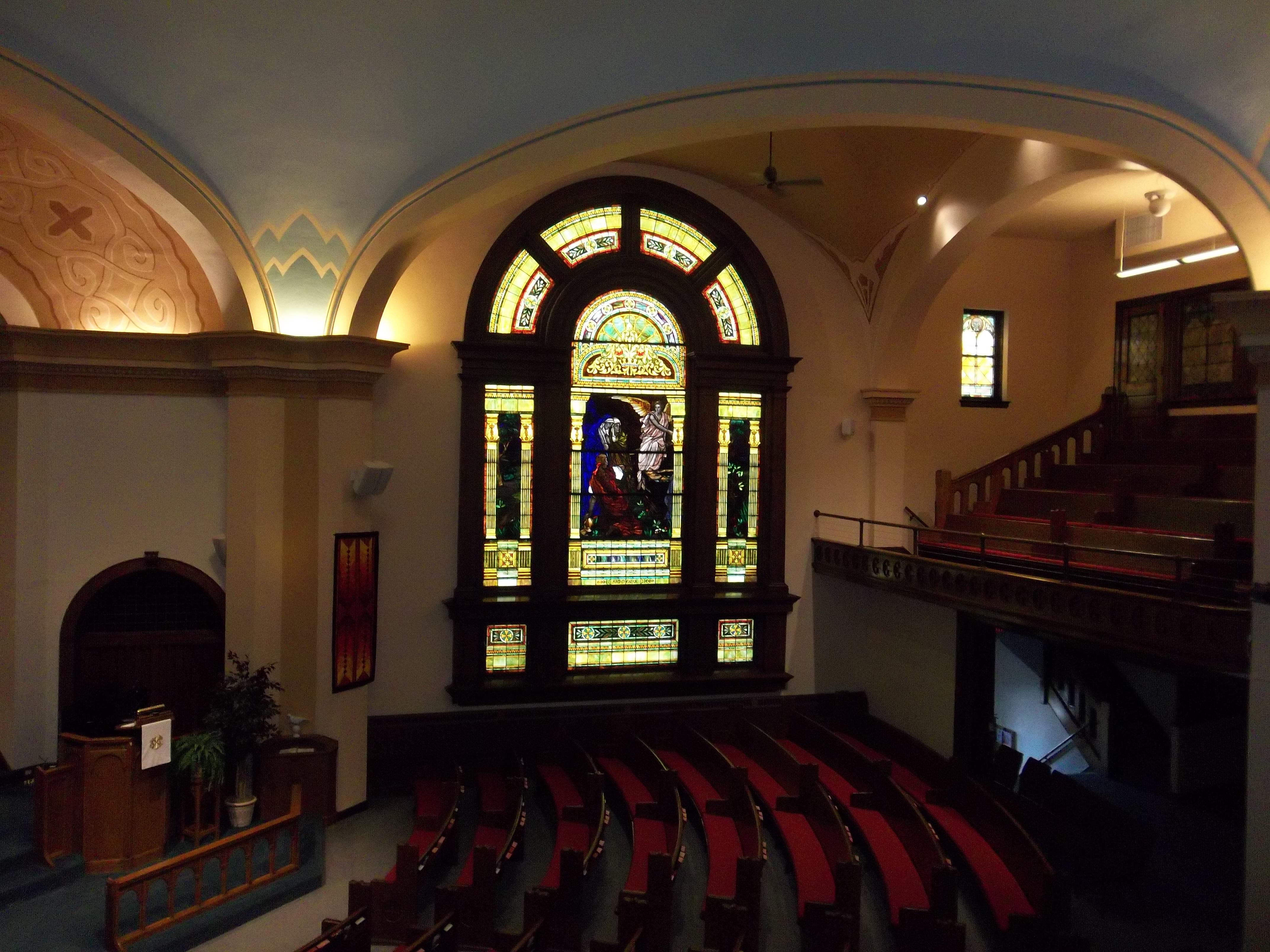 churches of aberdeen first united methodist church