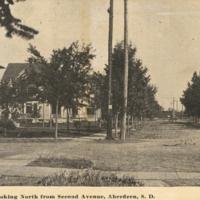 View of Kline Street